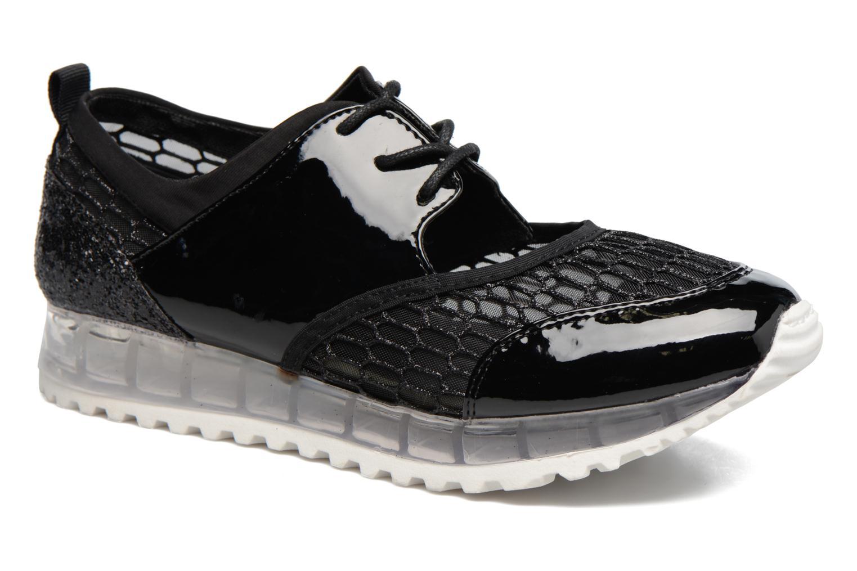 Sneakers Sixty Seven Ené 78558 Zwart detail