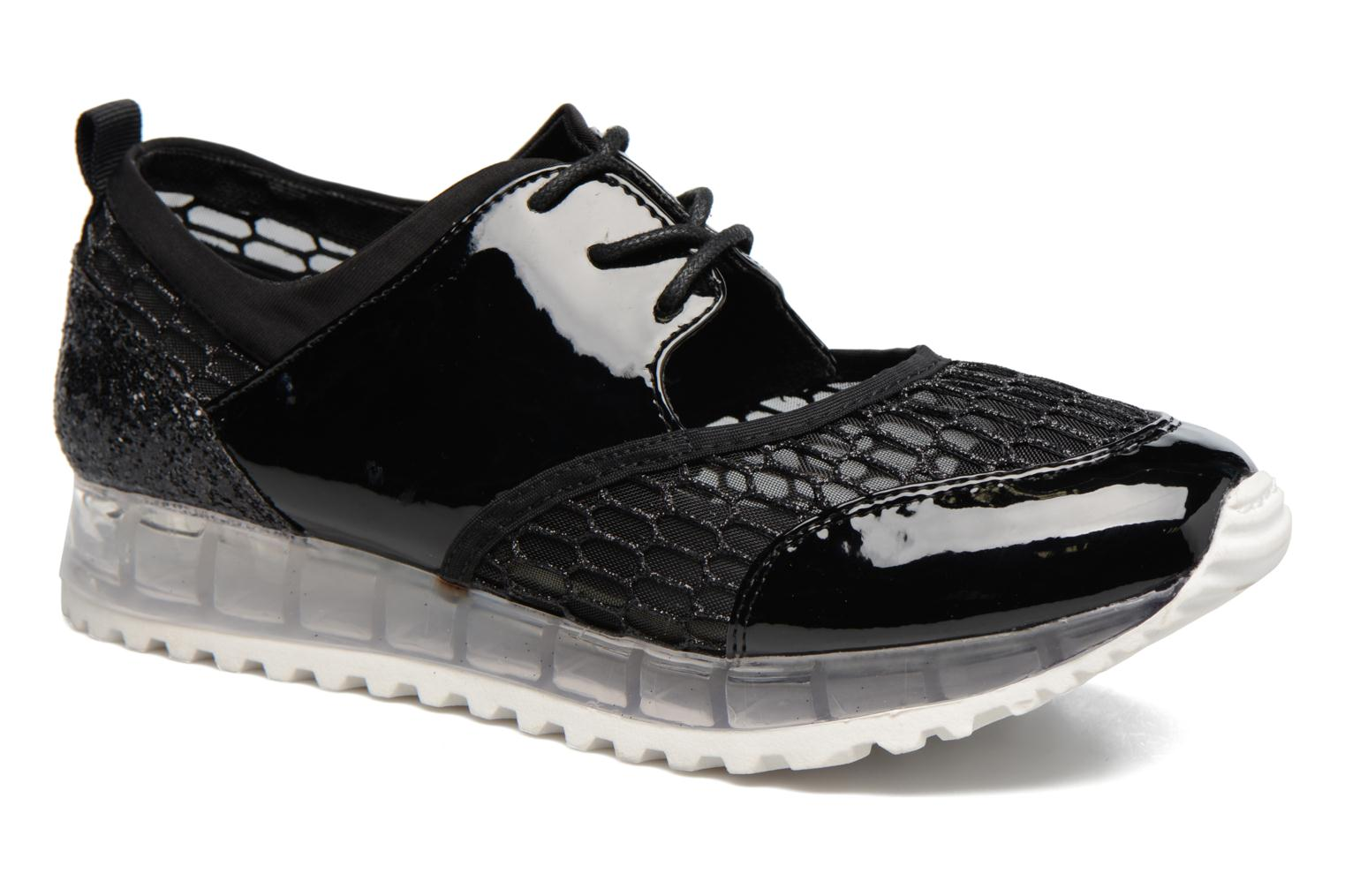 Trainers Sixty Seven Ené 78558 Black detailed view/ Pair view