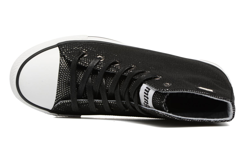 Baskets MTNG Emi 13992 Noir vue gauche