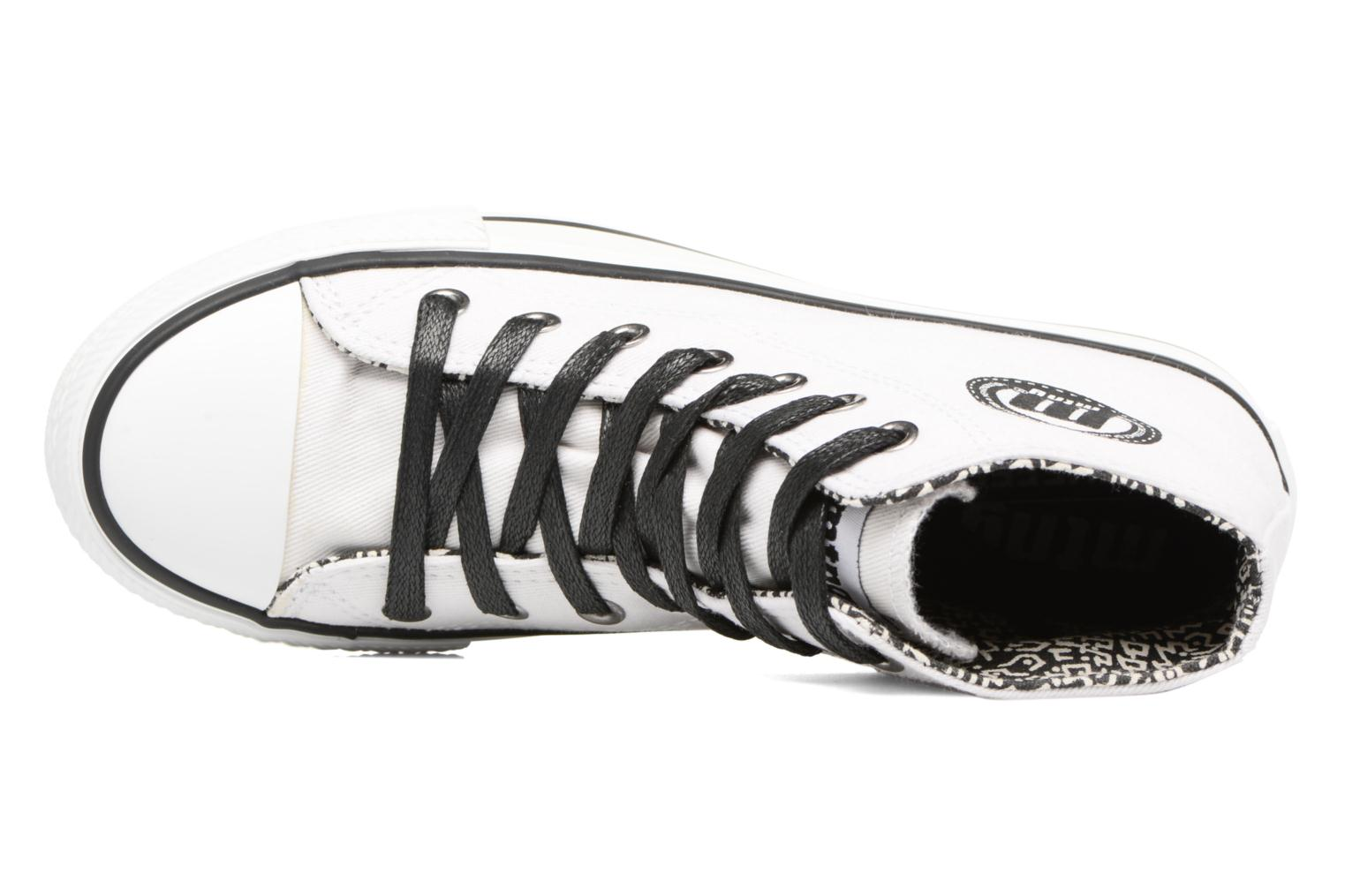 Sneakers MTNG Emi 13992 Bianco immagine sinistra