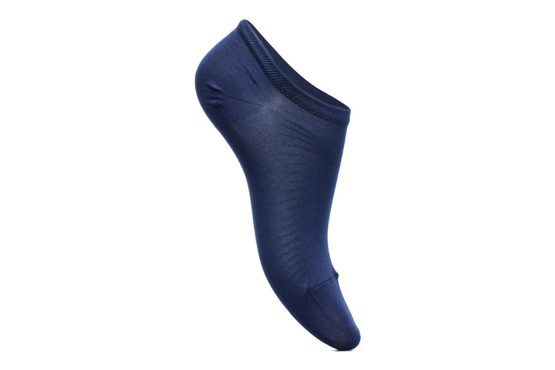Chaussettes et collants BLEUFORÊT MINI-SOX FIL D'ECOSSE Bleu vue gauche