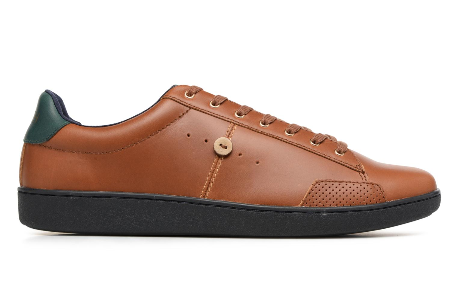 Trainers Faguo Hosta Set & Match Brown back view