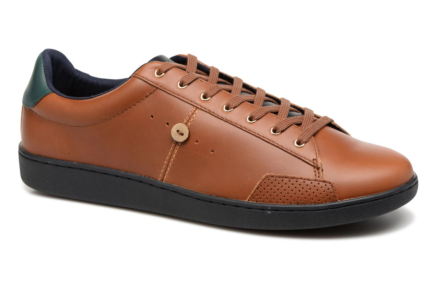 Trainers Faguo Hosta Set & Match Brown detailed view/ Pair view