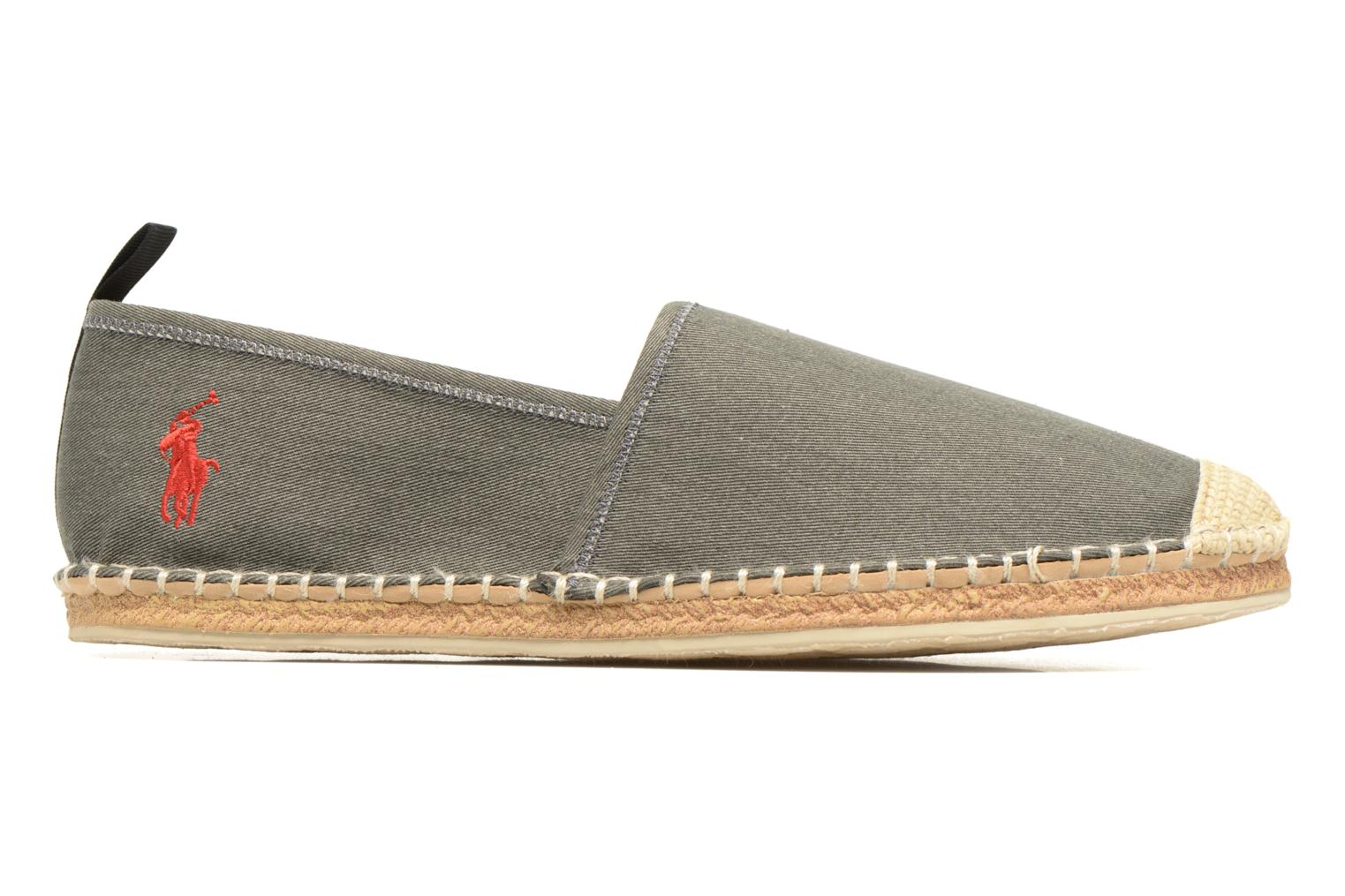 Espadrilles Polo Ralph Lauren Barron Grey back view