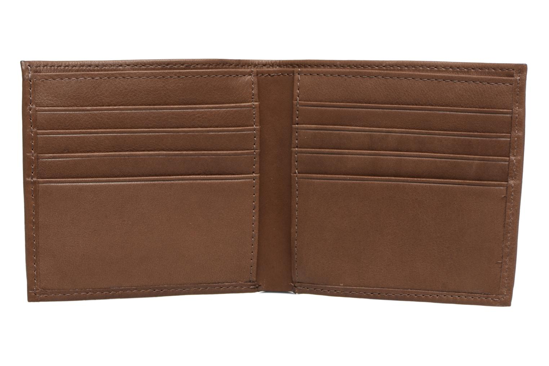 Wallets & cases Antonyme by Nat & Nin Viktor Brown back view