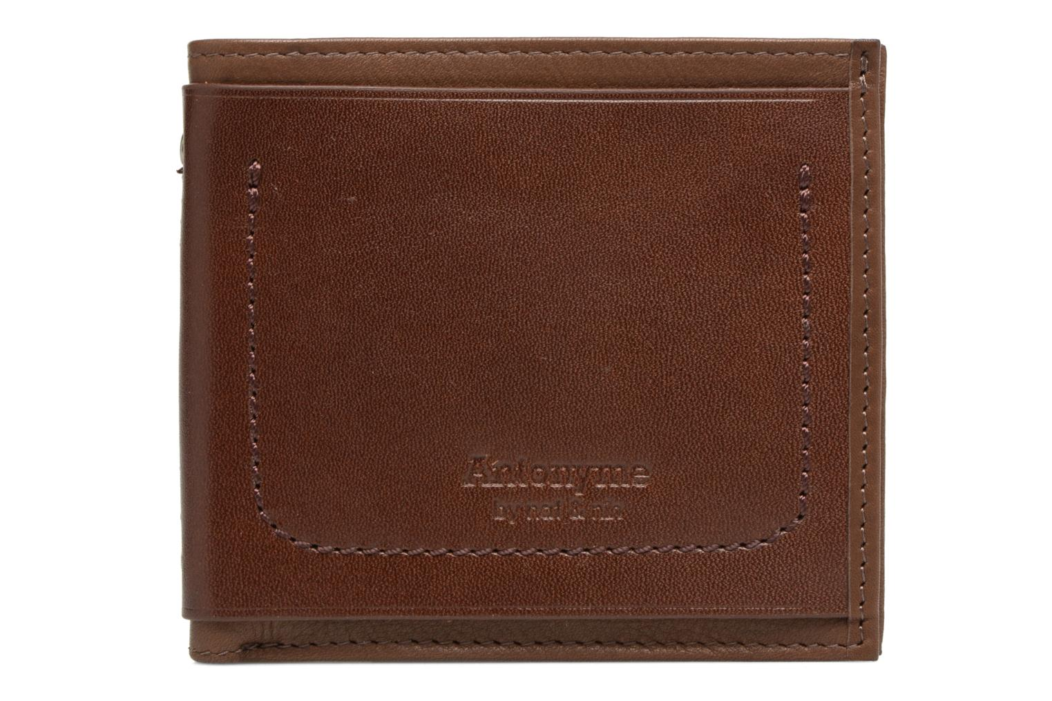Wallets & cases Antonyme by Nat & Nin Viktor Brown detailed view/ Pair view
