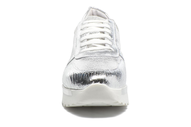 Baskets Sweet Lemon L.8.Paciti Argent vue portées chaussures