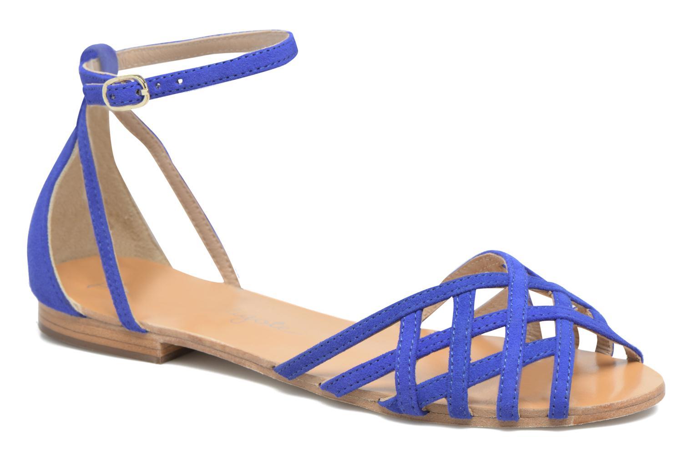 Sandali e scarpe aperte Petite mendigote Chicoree Azzurro vedi dettaglio/paio