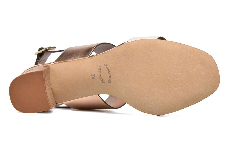 Sandales et nu-pieds Georgia Rose Batine Rose vue haut