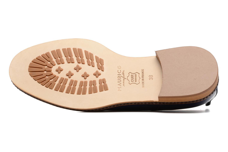 Scarpe con lacci MAURICE manufacture Jane Azzurro immagine dall'alto