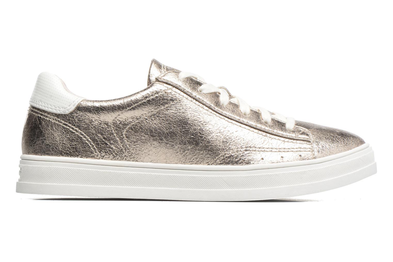 Sneakers Esprit Sidney Lace Up Beige achterkant