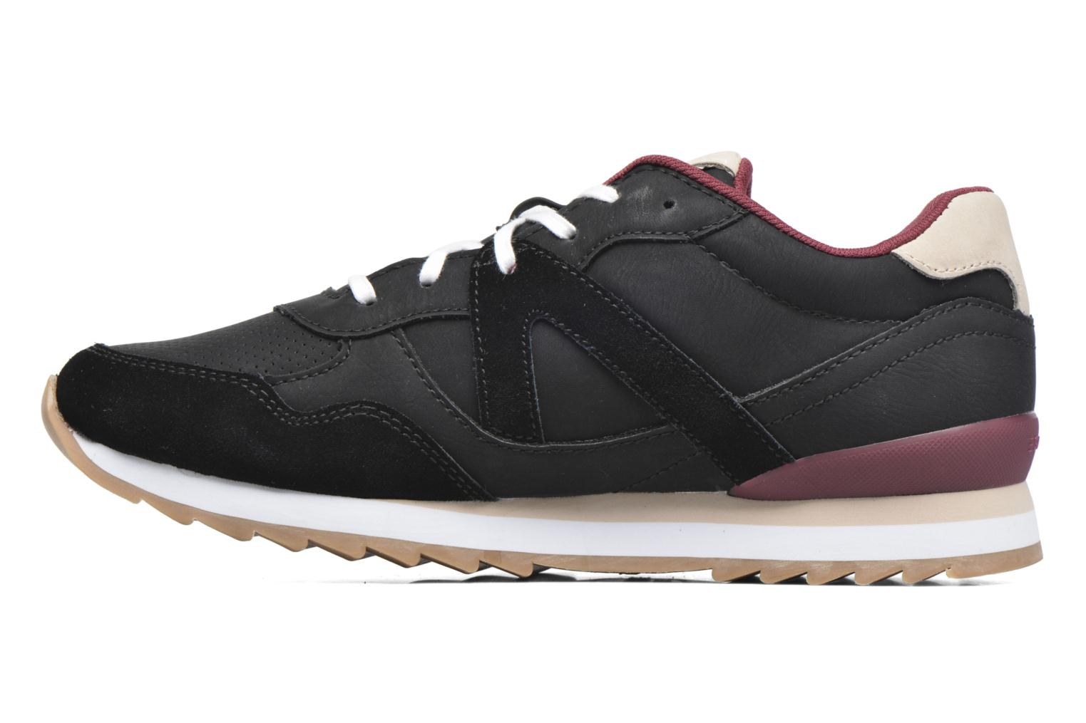 Trainers Esprit Astro Lace Up Black front view