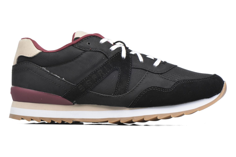 Sneakers Esprit Astro Lace Up Nero immagine posteriore