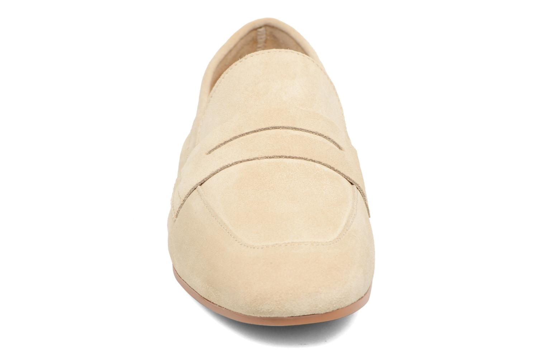 Mocassins Esprit Aria Loafer Jaune vue portées chaussures