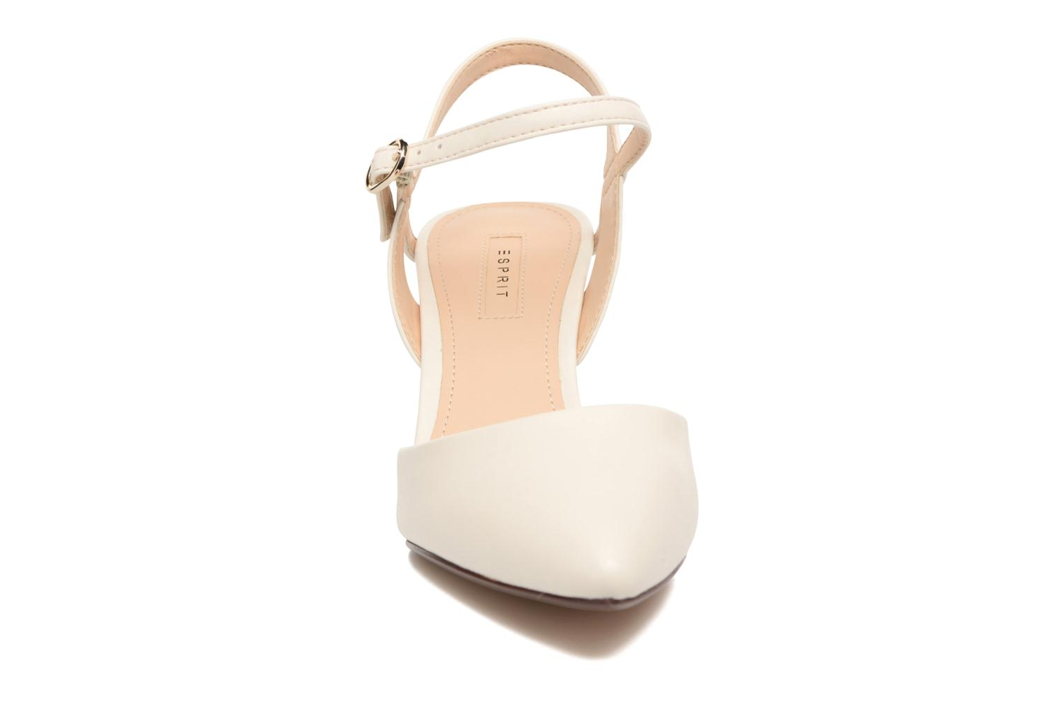 High heels Esprit Pyra Sandal White model view