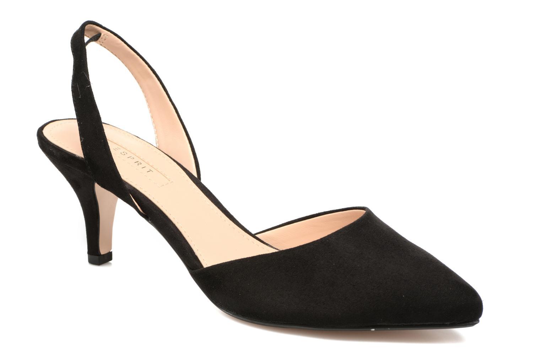 Grandes descuentos últimos zapatos Esprit Pyra slig (Negro) - Zapatos de tacón Descuento