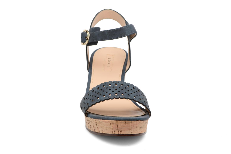 Sandals Esprit Gessie Sandal Blue model view