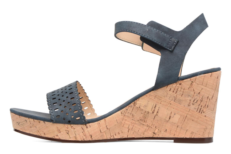 Sandals Esprit Gessie Sandal Blue front view