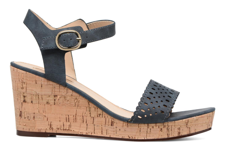 Sandals Esprit Gessie Sandal Blue back view