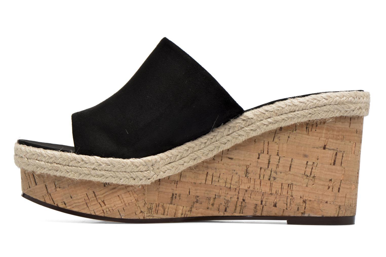Clogs & Pantoletten Esprit Fary mule schwarz ansicht von vorne