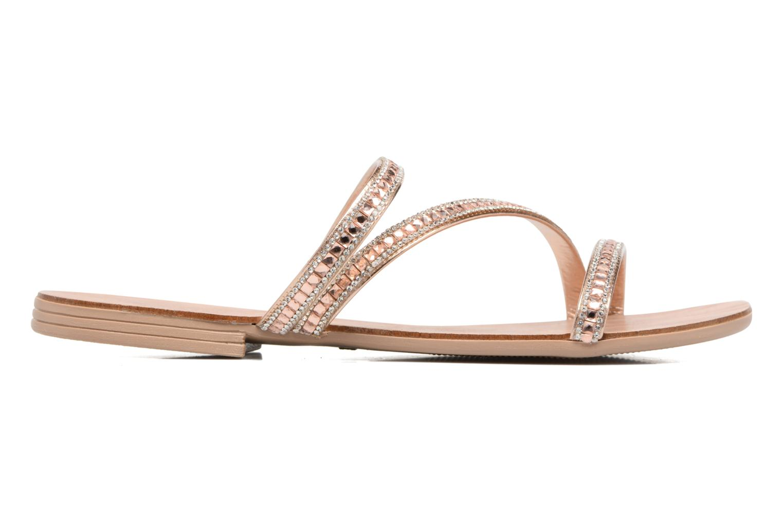 Sandales et nu-pieds Esprit Nil sandal 2 Beige vue derrière
