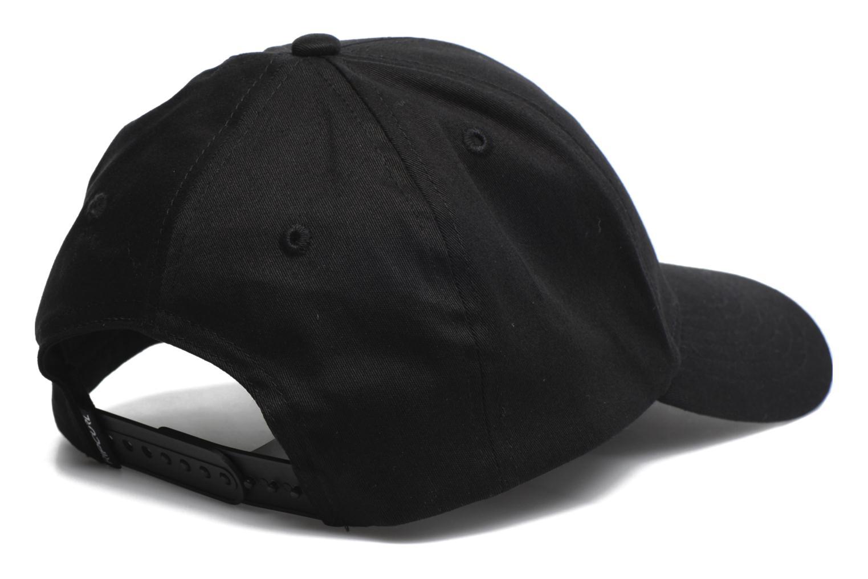 Divers Rip Curl Icon Snapback cap Noir vue portées chaussures