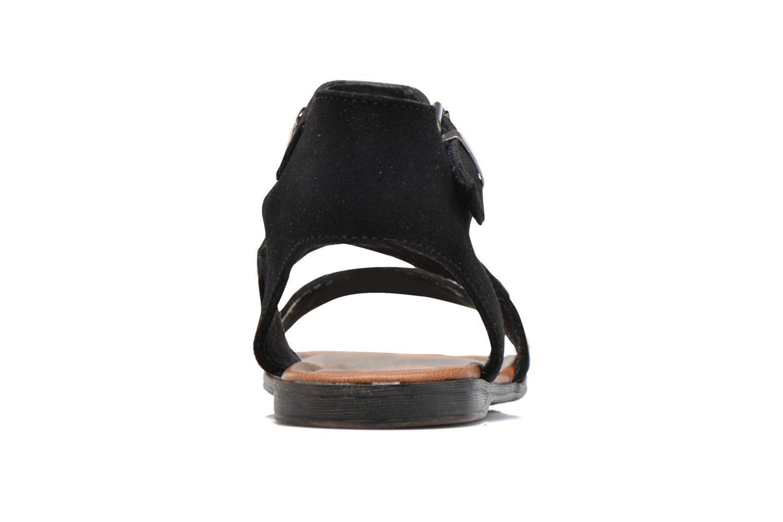 Tangier Black Suede