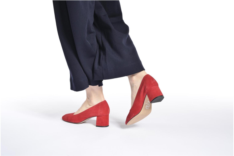 Zapatos de tacón Made by SARENZA Busy Girl Escarpins #4 Negro vista de abajo