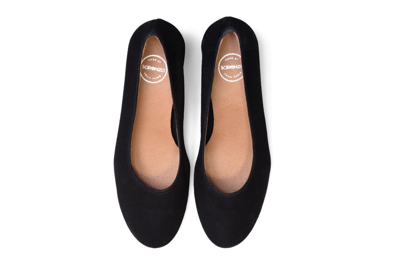 Escarpins Made by SARENZA Busy Girl Escarpins #4 Noir vue portées chaussures