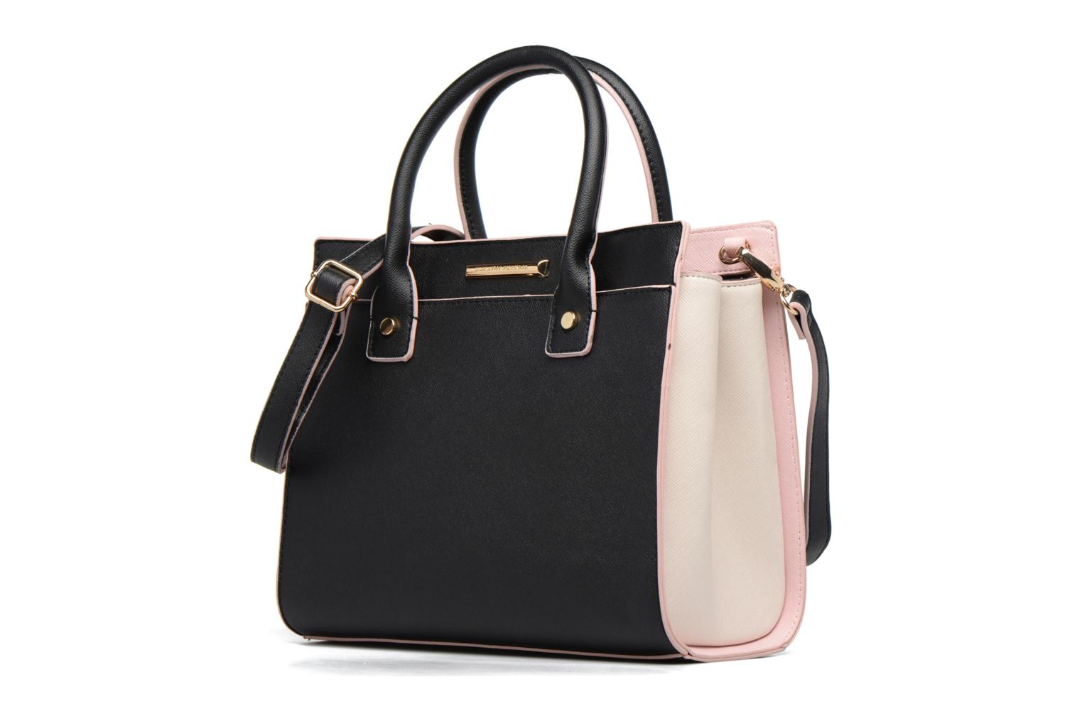 Mini pocket Tote Black/neutral
