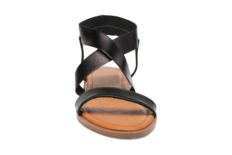 Sandalen I Love Shoes THAVA Size + schwarz schuhe getragen