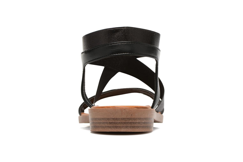 Sandalen I Love Shoes THAVA Size + schwarz ansicht von rechts