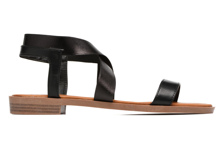 Sandals I Love Shoes THAVA Size + Black back view