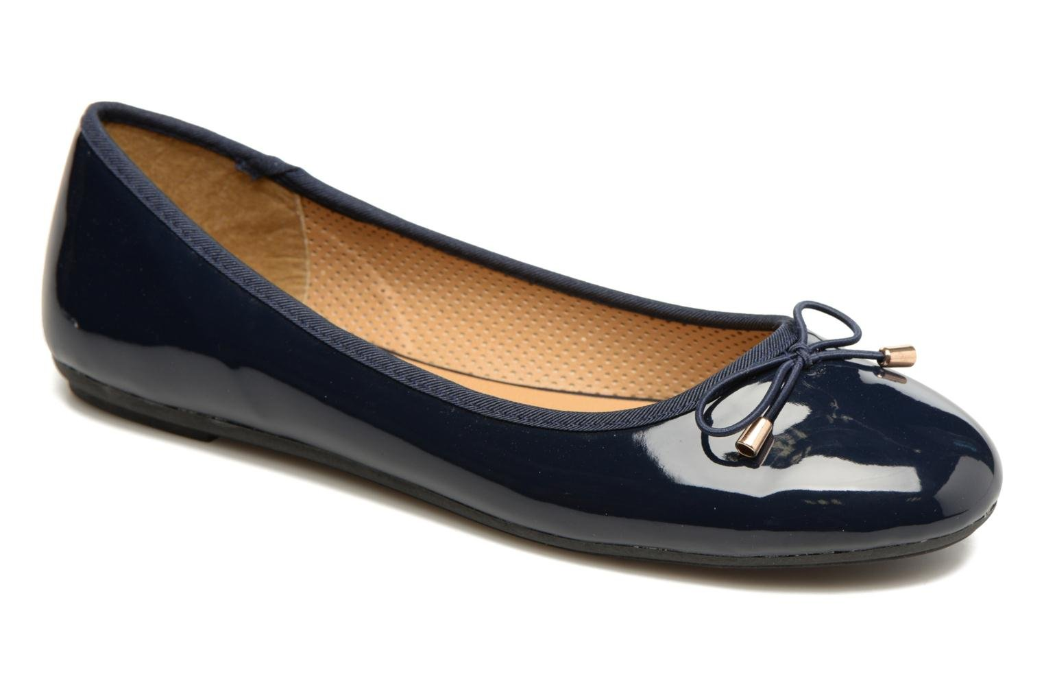 Ballerina's I Love Shoes THAVE Size + Blauw detail