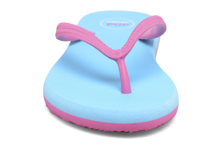Tongs SARENZA POP Diya W Tong Flip Flop Bleu vue portées chaussures