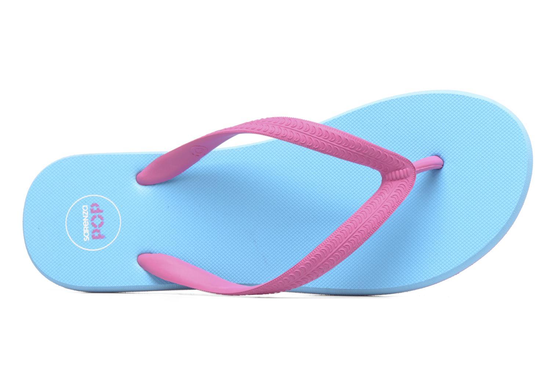 Diya W Pink/Light Blue