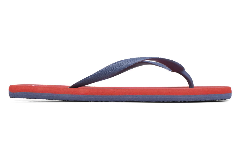 Flip flops SARENZA POP Diya M Tong  Flip Flop Red back view
