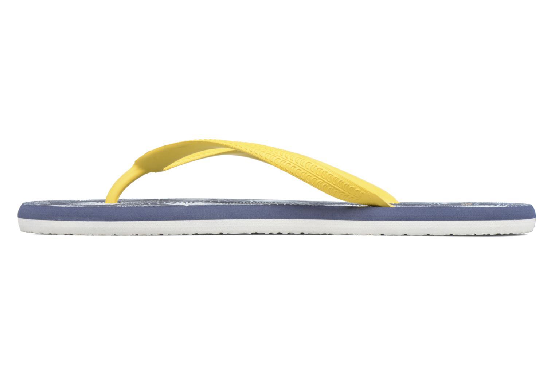 Diya M yellow/Dark Blue