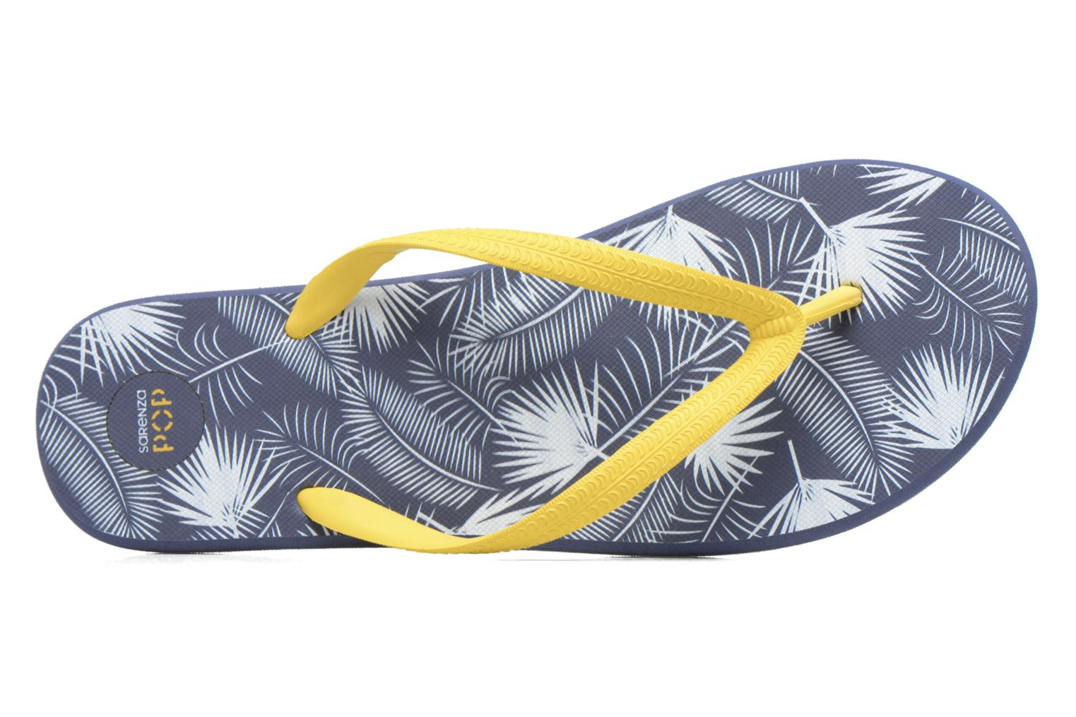 Flip flops SARENZA POP Diya M Tong  Flip Flop Blue view from the left