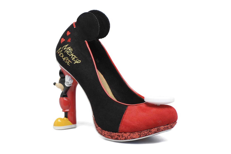 Zapatos de tacón Irregular choice Mickey Mouse Multicolor vista de detalle / par