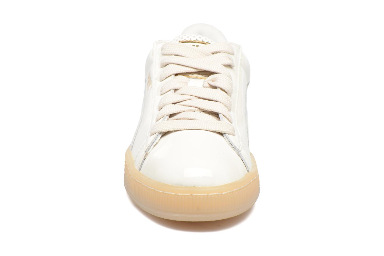 Baskets Puma PUMA x CAREAUX Basket Blanc vue portées chaussures