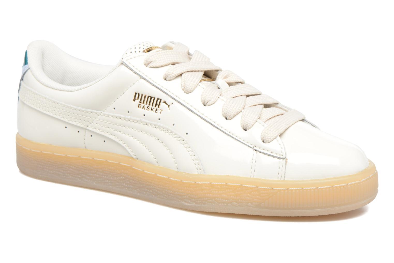 PUMA x CAREAUX Basket Whisper white