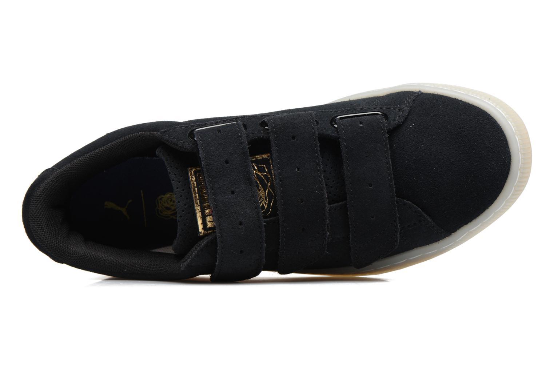 PUMA x CAREAUX Basket Strap Puma Black