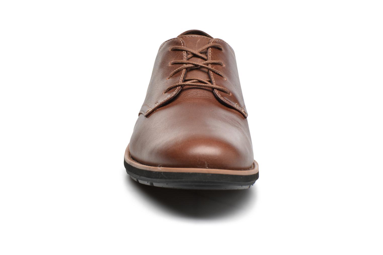 Chaussures à lacets Timberland Kempton Oxford Marron vue portées chaussures
