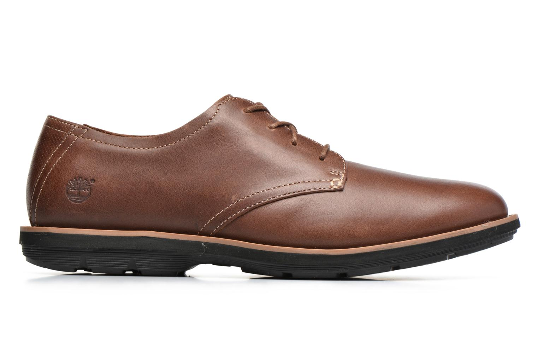 Chaussures à lacets Timberland Kempton Oxford Marron vue derrière