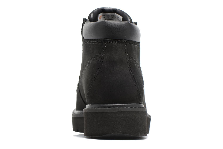 Bottines et boots Timberland Kenniston Nellie Noir vue droite