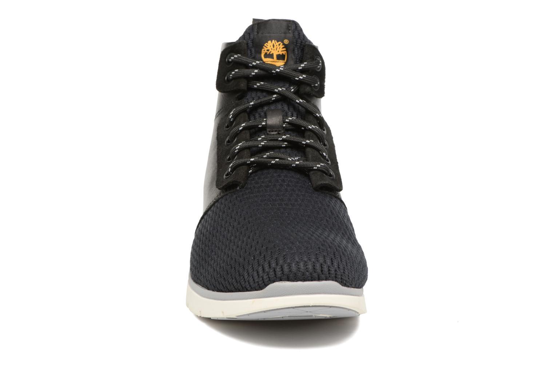 Bottines et boots Timberland Killigton Chukka Noir vue portées chaussures