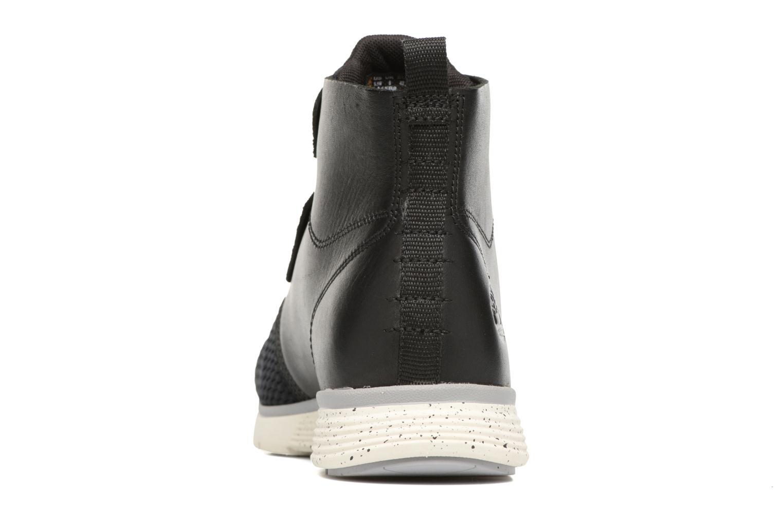 Bottines et boots Timberland Killigton Chukka Noir vue droite