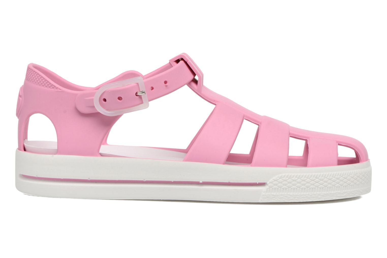 Sandalen SARENZA POP Romy rosa ansicht von hinten