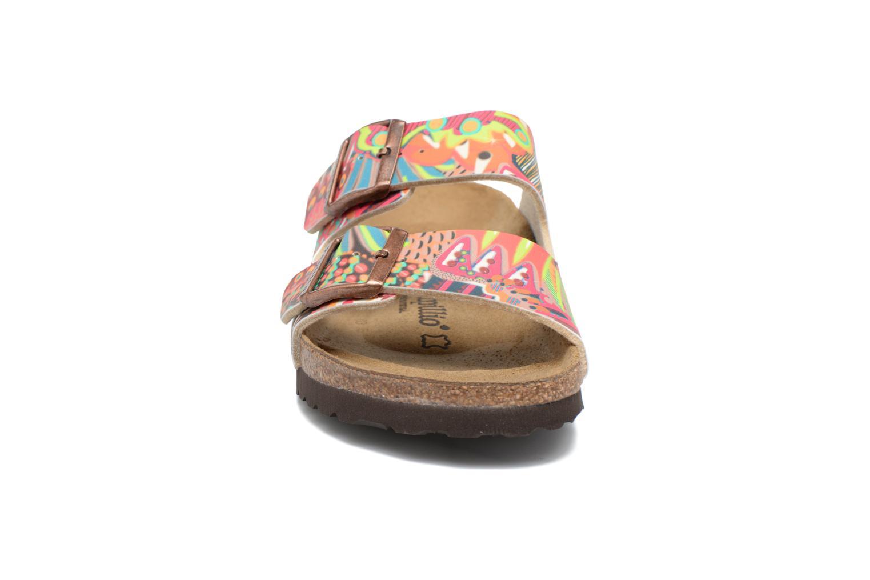 Clogs & Pantoletten Papillio ARIZONA Birko-Flor mehrfarbig schuhe getragen